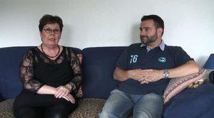 Frau Hunziker ist Diabetikerin. In kritischen Situationen kann schnelle Hilfe ihr Leben retten.